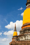 The ancient city of Thailand Stock Images