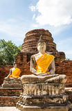 The ancient city of Thailand Royalty Free Stock Images