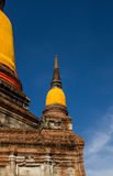 The ancient city of Thailand Royalty Free Stock Image