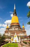 The ancient city of Thailand Royalty Free Stock Photography