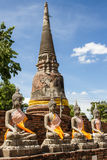 The ancient city of Thailand Stock Photography