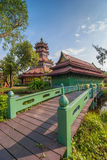 Ancient City in Thailand Stock Photography