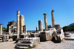 The ancient city of Turkey, Ephesus Stock Images