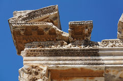 The ancient city of Turkey, Ephesus Royalty Free Stock Images
