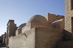 Ancient city in Uzbekistan Royalty Free Stock Images