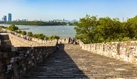 Ancient City Wall Stock Photography