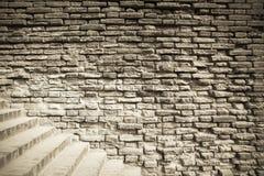 Xian ancient city wall closeup Royalty Free Stock Photos