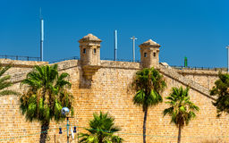 Ancient City Walls of Acre - Israel Royalty Free Stock Image