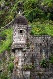 Ancient  city walls of Kotor, Montenegro Stock Photos