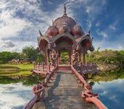 Ancient Cityf Bangkok Stock Images