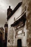 Ancient civilian buildings Royalty Free Stock Image