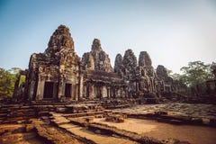 Ancient civilization temple Stock Image