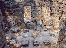 Ancient civilization temple Stock Photos