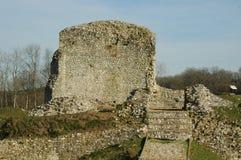 Ancient Clarendon Palace  Salisbury  Wiltshire  England  UK