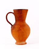 Ancient clay jug Stock Photo