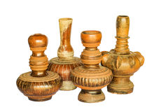 Ancient Clay vase Stock Images