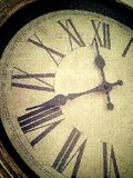 Ancient clock Royalty Free Stock Images