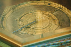 Ancient clock Royalty Free Stock Photography