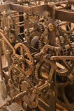 Ancient clockwork Royalty Free Stock Photos