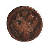 Ancient coin Royalty Free Stock Photography