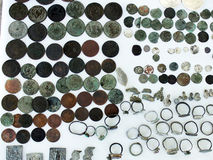 Ancient Coins Royalty Free Stock Image