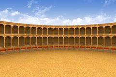 Ancient coliseum arena Royalty Free Stock Photo