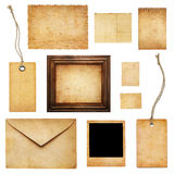 Ancient collection Stock Photos