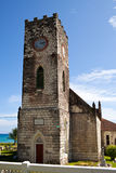 Ancient colonial church. Jamaica Stock Photography