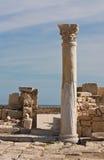 Ancient column Royalty Free Stock Photos