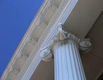 Ancient column Stock Image