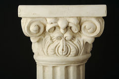 Ancient Column Pillar Stock Image