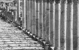 Ancient columns Royalty Free Stock Images