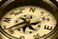 Ancient compass Royalty Free Stock Photos