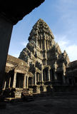 Ancient construction Angkor Royalty Free Stock Images