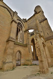 Ancient convent Stock Photo