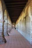 Ancient Corridor Royalty Free Stock Photography
