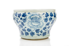 Ancient Crockery. Older than 200 years stock photography