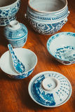 Ancient Crockery Royalty Free Stock Images