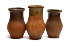 Ancient Crocks. Royalty Free Stock Images