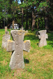 Ancient crosses Royalty Free Stock Photography