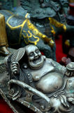 Ancient curio. Close up of ancient curio in China Royalty Free Stock Images