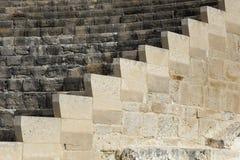 Ancient Curium amphitheatre in Kourion, Cyprus Stock Image