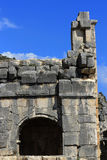 Ancient Dead Town In Myra Demre Turkey Stock Photo