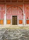 Decorated Door At City Palace Royalty Free Stock Photo