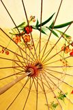 Ancient decorative umbrella Stock Images