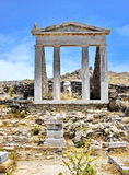Ancient Delos Ruins, Greece Stock Photography