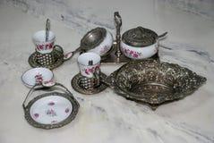 Ancient dining set