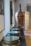 Ancient distiller for the production of perfume in Fragonard fac Stock Photo