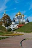Ancient Dmitrov Stock Photo