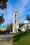 Ancient Dmitrov Royalty Free Stock Photos